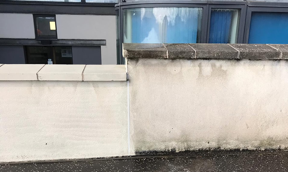 Pressure Cleaning and Pressure Washing or Jet Washing example job