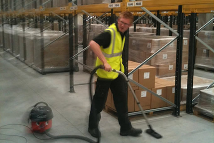 Industrial Cleaning in Glasgow and Edinbrugh