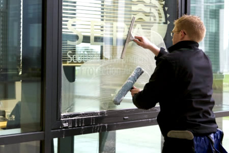 Window Cleaning in Lanark, Motherwell, Glasgow and Edinburgh